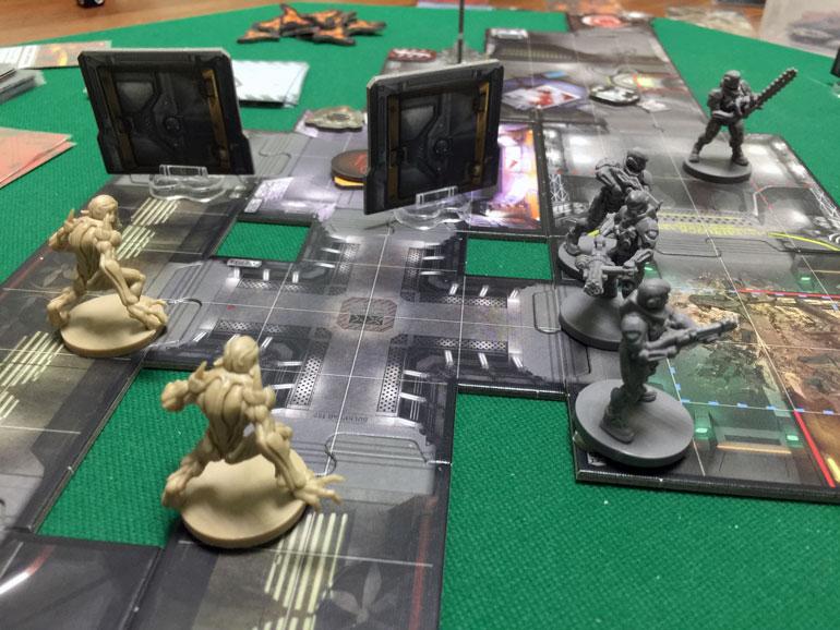 Doom настольная игра