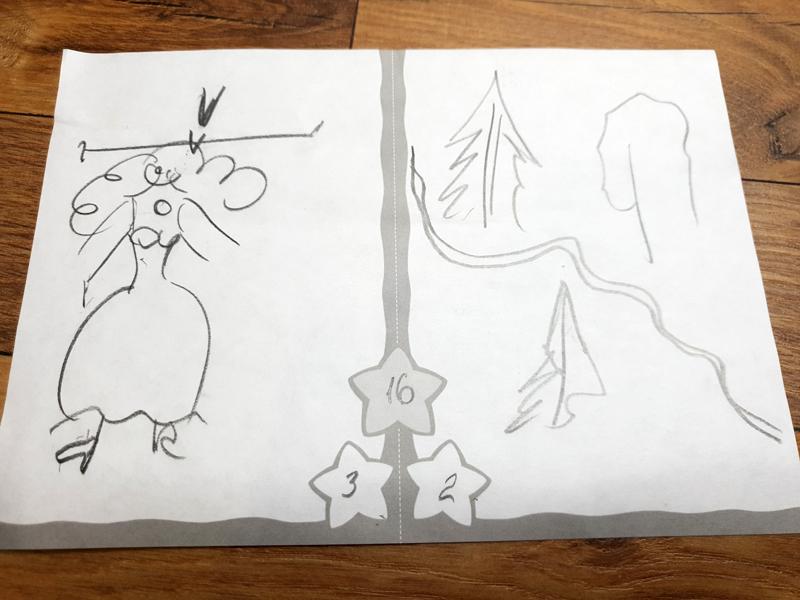 Пиктомания пример рисунка