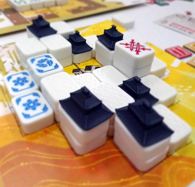 Крепость Маджонг поле игрока