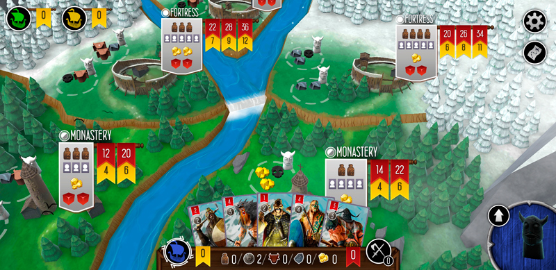 Raiders of the North Sea на Android